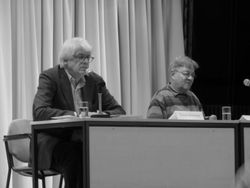 Heinz-J. Bontrup, Torsten Bultmann (v. l.)