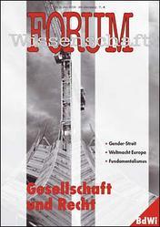 Forum Wissenschaft 3/2003