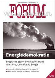 Forum Wissenschaft 4/2011