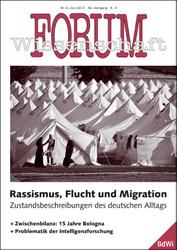 Forum Wissenschaft 2/2015; Foto: thomas koch / shutterstock.com