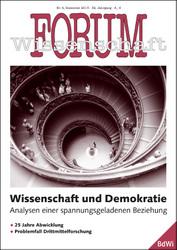 Forum Wissenschaft 4/2015; Foto: saster / Photocase.de