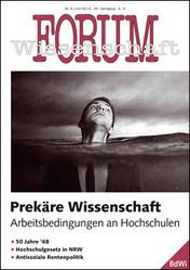 Forum Wissenschaft 2/2018; Foto: lassedesignen / fotolia.com