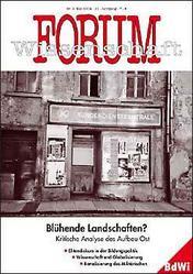 Forum Wissenschaft 2/2004