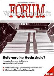 Forum Wissenschaft 3/2004