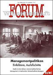 Forum Wissenschaft 1/2005