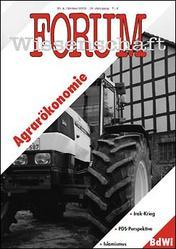 Forum Wissenschaft 4/2002