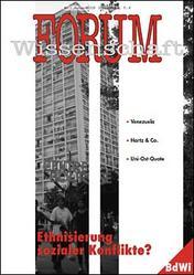 Forum Wissenschaft 1/2003