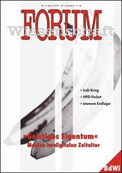 Forum Wissenschaft 2/2003