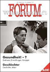 Forum Wissenschaft 1/2006