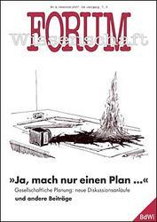 Forum Wissenschaft 4/2007