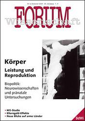 Forum Wissenschaft 4/2008