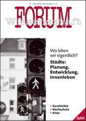 Forum Wissenschaft 1/2009