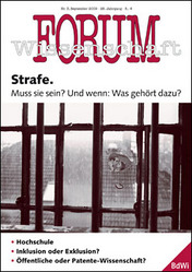 Forum Wissenschaft 3/2009