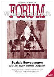 Forum Wissenschaft 1/2011