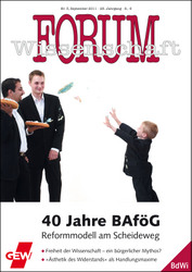 Forum Wissenschaft 3/2011