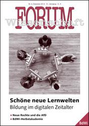 Forum Wissenschaft 4/2014