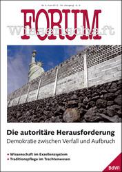 Forum Wissenschaft 2/2017; Anthony / fotolia.com