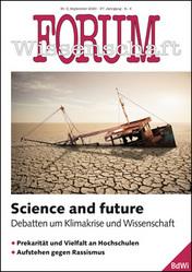 Forum Wissenschaft 3/2020; Foto: scharfsinn86 / stock.adobe.com
